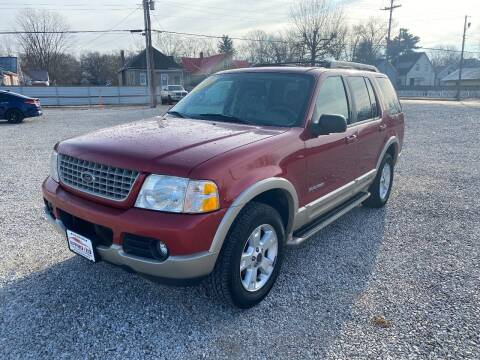 2005 Ford Explorer for sale at Approved Automotive Group in Terre Haute IN