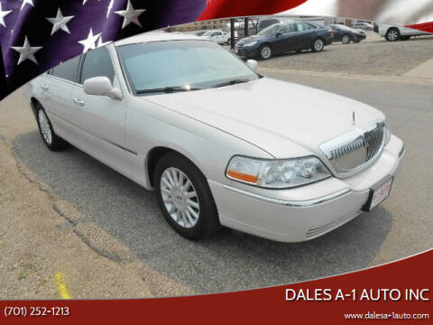 2005 Lincoln Town Car for sale at Dales A-1 Auto Inc in Jamestown ND