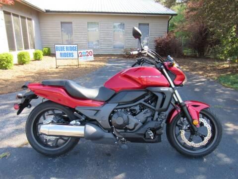 2014 Honda CTX700N for sale at Blue Ridge Riders in Granite Falls NC