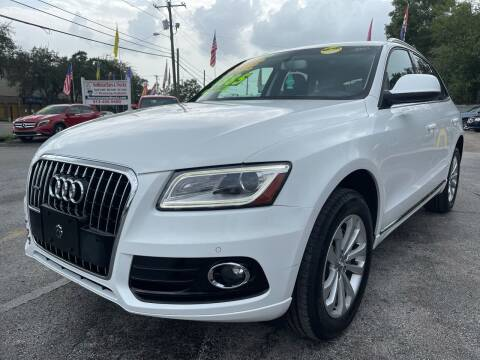 2013 Audi Q5 for sale at RoMicco Cars and Trucks in Tampa FL