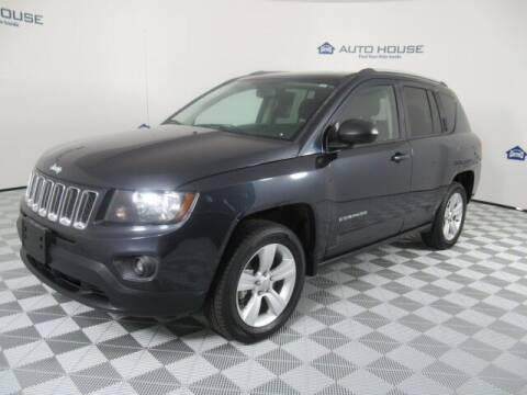 2016 Jeep Compass for sale at Curry's Cars Powered by Autohouse - Auto House Tempe in Tempe AZ