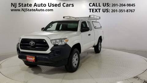 2016 Toyota Tacoma for sale at NJ State Auto Auction in Jersey City NJ