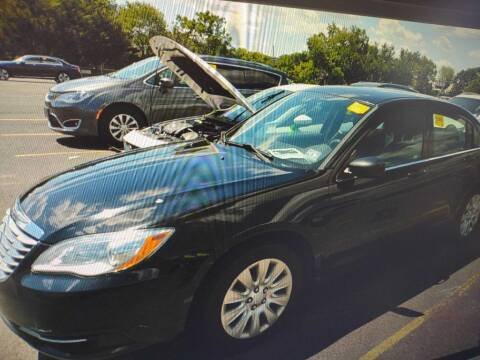 2014 Chrysler 200 for sale at Brick City Affordable Cars in Newark NJ