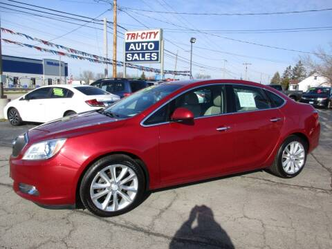 2012 Buick Verano for sale at TRI CITY AUTO SALES LLC in Menasha WI