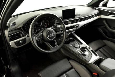 2018 Audi A4 for sale at CU Carfinders in Norcross GA