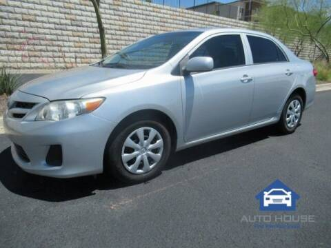 2013 Toyota Corolla for sale at AUTO HOUSE TEMPE in Tempe AZ