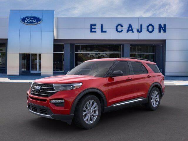 2020 Ford Explorer for sale in El Cajon, CA