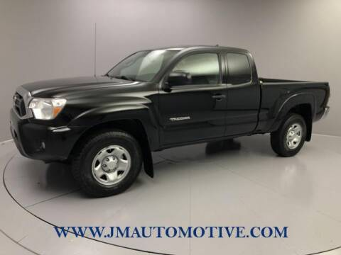 2012 Toyota Tacoma for sale at J & M Automotive in Naugatuck CT