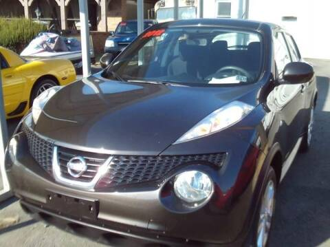 2012 Nissan JUKE for sale at Automotive Toy Store LLC in Mount Carmel PA