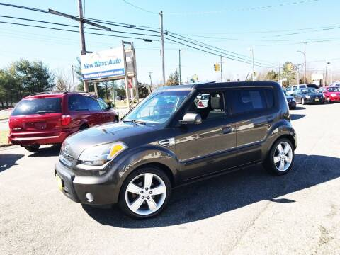 2010 Kia Soul for sale at New Wave Auto of Vineland in Vineland NJ