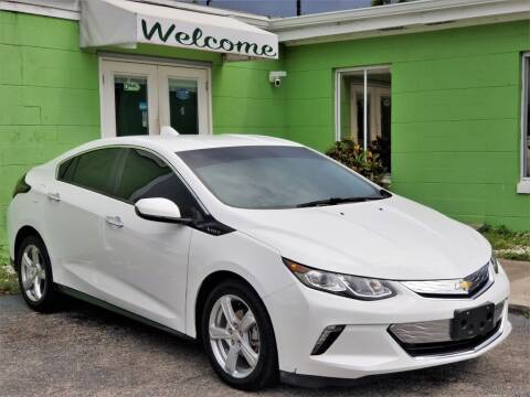 2016 Chevrolet Volt for sale at Caesars Auto Sales in Longwood FL
