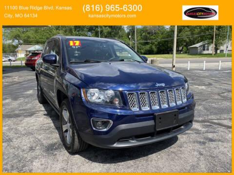 2017 Jeep Compass for sale at Kansas City Motors in Kansas City MO