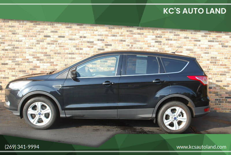 2016 Ford Escape for sale at KC'S Auto Land in Kalamazoo MI