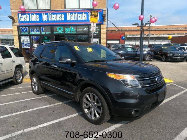 2013 Ford Explorer for sale at West Oak in Chicago IL
