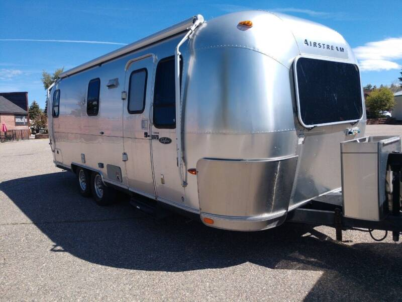 2004 Airstream Safari M25 for sale at HIGH COUNTRY MOTORS in Granby CO