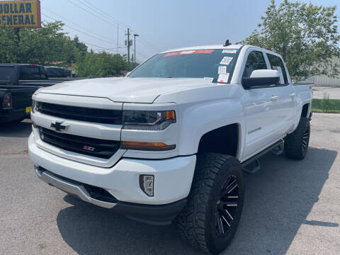 2017 Chevrolet Silverado 1500 for sale at Diana Rico LLC in Dalton GA