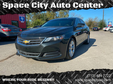 2014 Chevrolet Impala for sale at Space City Auto Center in Houston TX