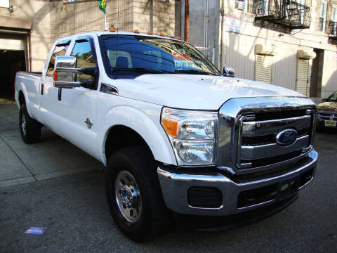 2011 Ford F-350 Super Duty for sale at Discount Auto Sales in Passaic NJ