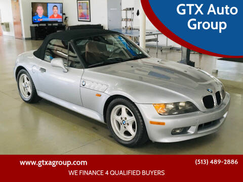 1996 BMW Z3 for sale at GTX Auto Group in West Chester OH