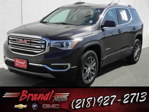 2019 GMC Acadia for sale at Brandl GM in Aitkin MN
