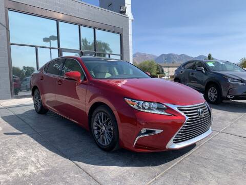 2018 Lexus ES 350 for sale at Berge Auto in Orem UT