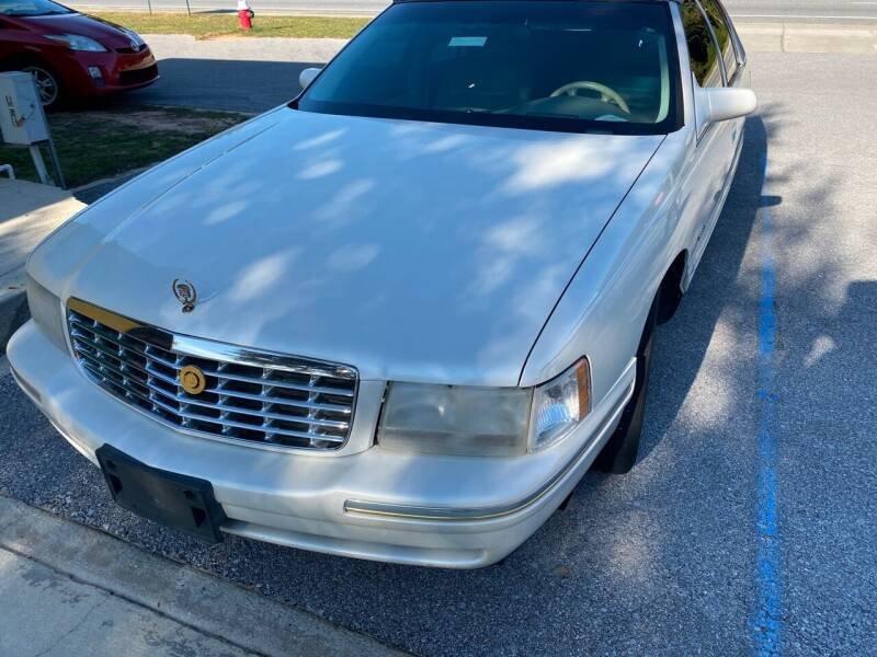 1998 Cadillac DeVille for sale at Nash's Auto Sales Used Car Dealer in Milton FL