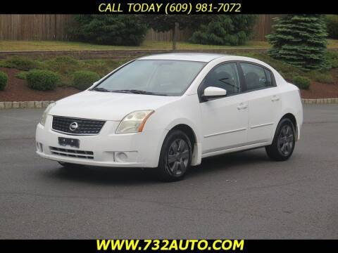 2009 Nissan Sentra for sale at Absolute Auto Solutions in Hamilton NJ