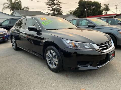 2014 Honda Accord for sale at Auto Max of Ventura in Ventura CA