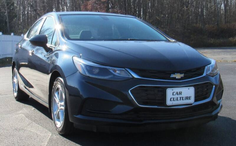 2016 Chevrolet Cruze for sale at Car Culture in Warren OH