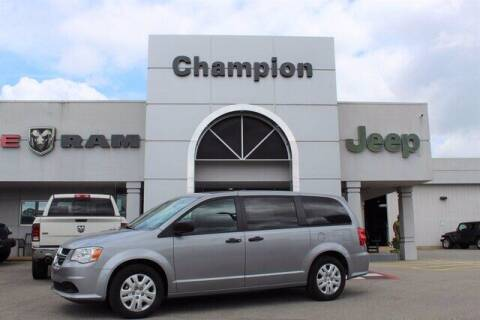 2020 Dodge Grand Caravan for sale at Champion Chevrolet in Athens AL