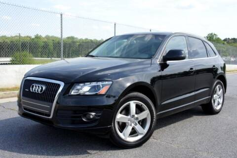 2011 Audi Q5 for sale at CU Carfinders in Norcross GA