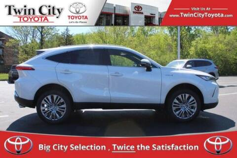 2021 Toyota Venza for sale at Twin City Toyota in Herculaneum MO