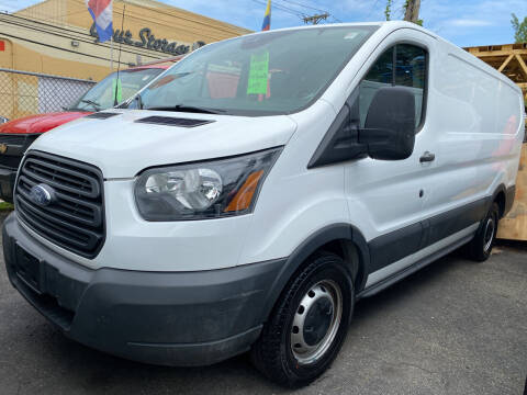 2016 Ford Transit Cargo for sale at Drive Deleon in Yonkers NY
