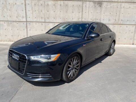 2012 Audi A6 for sale at Stephen Wade Pre-Owned Supercenter in Saint George UT