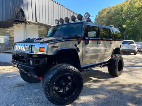 2003 HUMMER H2 for sale at Car Online in Roswell GA