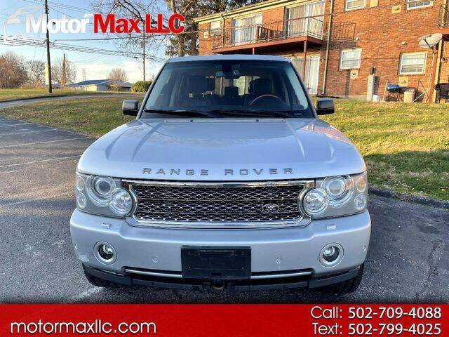 2008 Land Rover Range Rover for sale at Motor Max Llc in Louisville KY