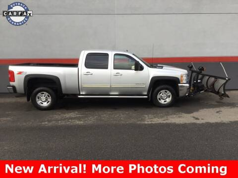 2010 Chevrolet Silverado 2500HD for sale at Road Ready Used Cars in Ansonia CT