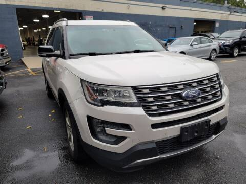 2016 Ford Explorer for sale at AW Auto & Truck Wholesalers  Inc. in Hasbrouck Heights NJ