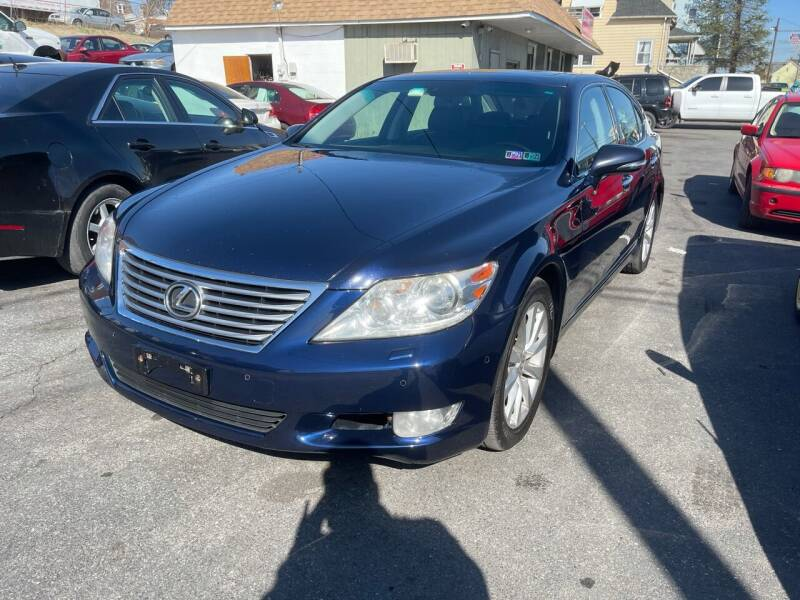 2011 Lexus LS 460 for sale at Butler Auto in Easton PA