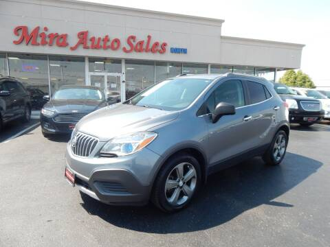 2013 Buick Encore for sale at Mira Auto Sales in Dayton OH