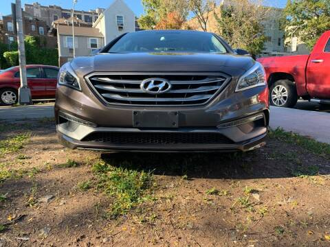 2016 Hyundai Sonata for sale at Simon Auto Group in Newark NJ