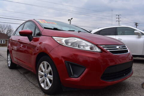 2012 Ford Fiesta for sale at Imperial Auto Sales in Indianapolis IN
