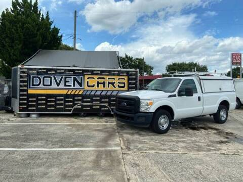 2014 Ford F-250 Super Duty for sale at DOVENCARS CORP in Orlando FL