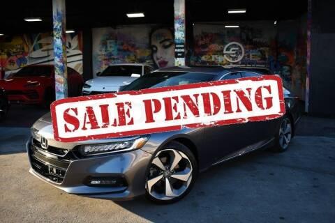 2018 Honda Accord for sale at STS Automotive - Miami, FL in Miami FL
