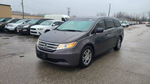 2013 Honda Odyssey for sale at JT AUTO in Parma OH