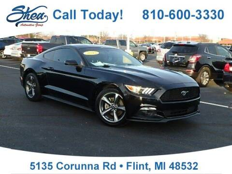 2015 Ford Mustang for sale at Jamie Sells Cars 810 in Flint MI