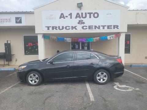2014 Chevrolet Malibu for sale at A-1 AUTO AND TRUCK CENTER in Memphis TN