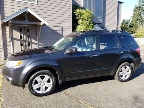 2010 Subaru Forester for sale at Seattle Motorsports in Shoreline WA