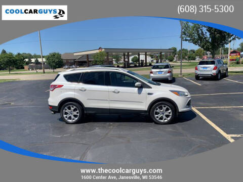 2014 Ford Escape for sale at Cool Car Guys in Janesville WI