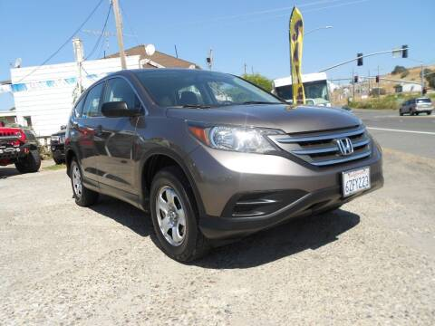 2013 Honda CR-V for sale at Mountain Auto in Jackson CA